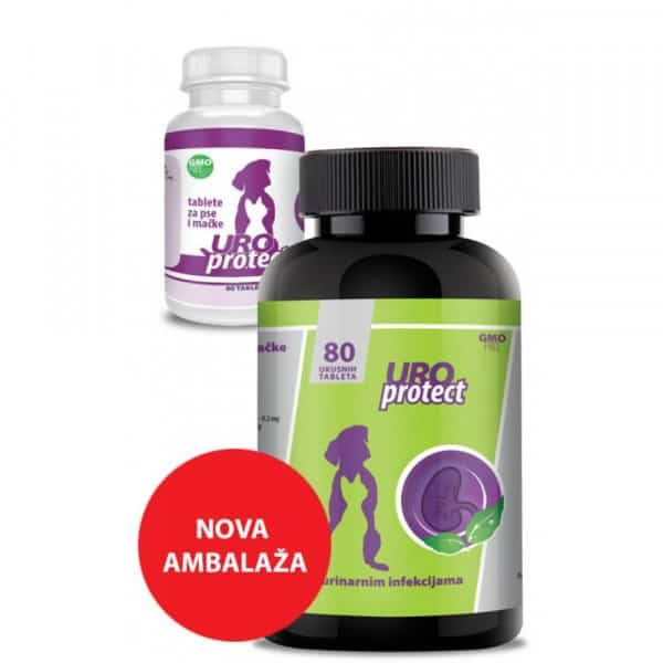 VET SUPPLEMENTS URO PROTECT 80 TABLETA  - ZA PSE I MAČKE