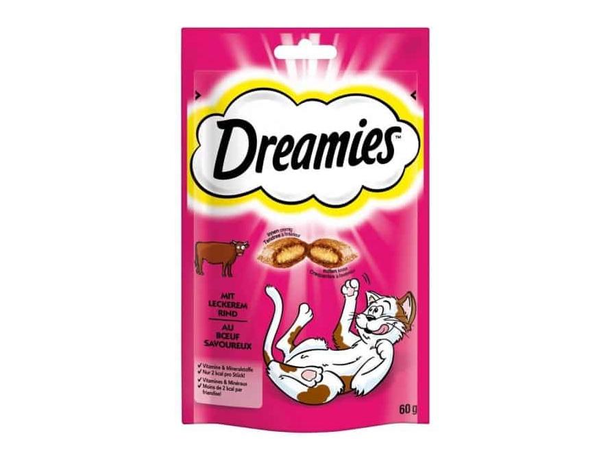 DREAMIES - poslastica za mace sa govedinom 60g