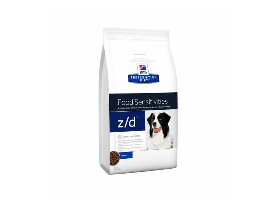HILLS HYPOALLERGENIC Z/D HRANA ZA PSE - 3kg