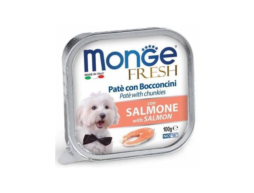 MONGE FRESH PATE 100g - LOSOS