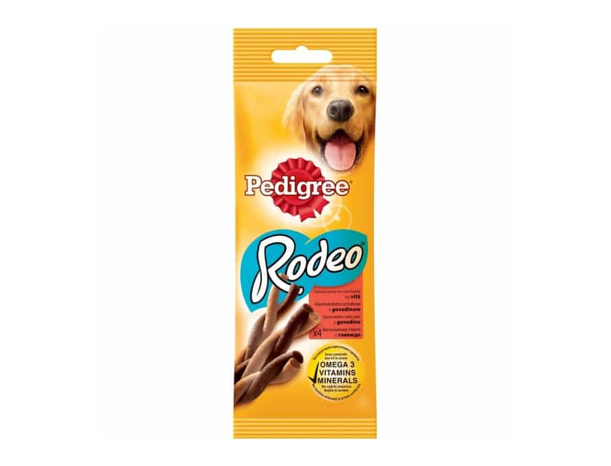 PEDIGREE RODEO - govedina 70g