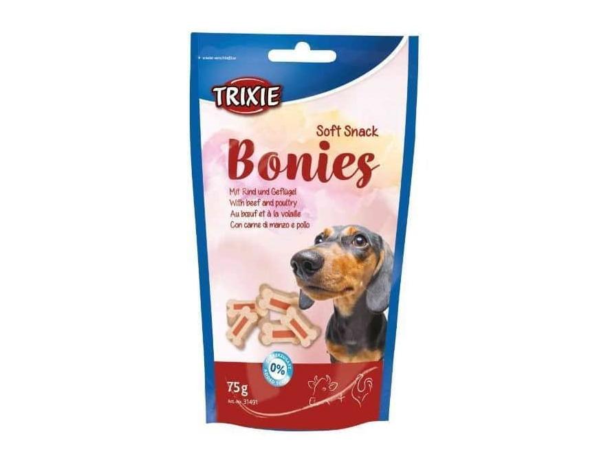 31491 Soft Snack Bonies - govedina i piletina 75g
