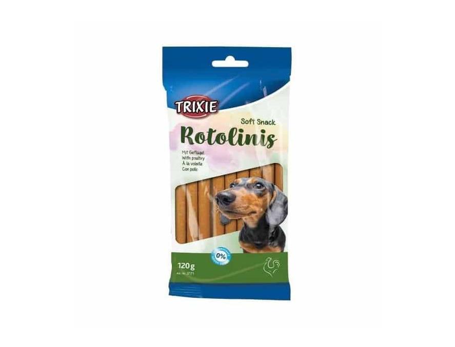 3171 Soft Snack Rotolinis - piletina 120g