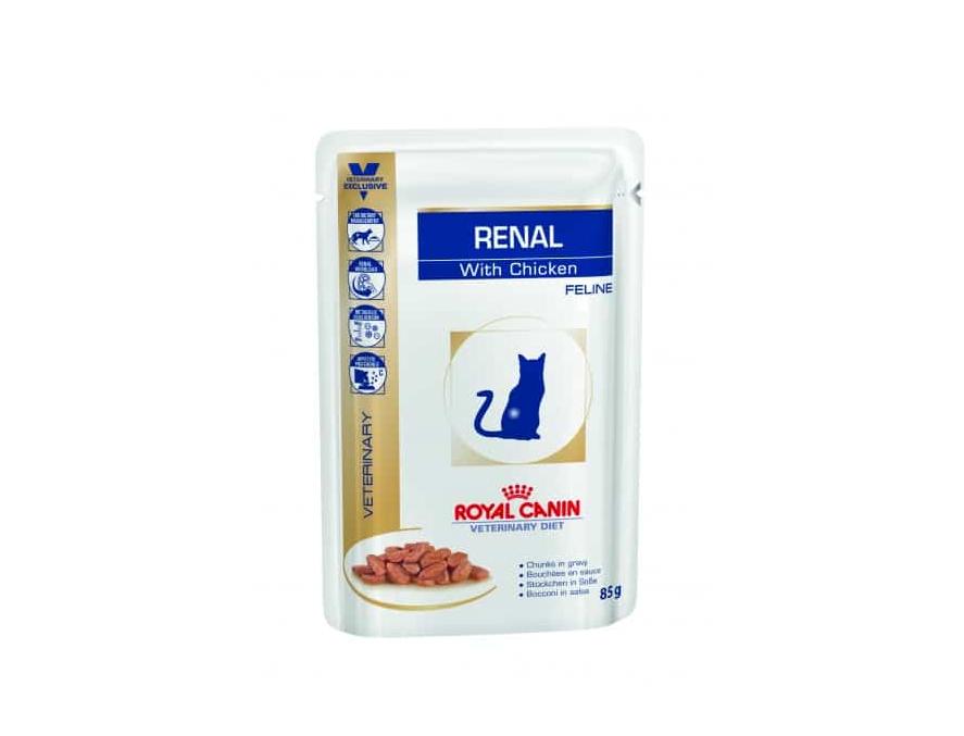 ROYAL CANIN RENAL PILETINA 85g