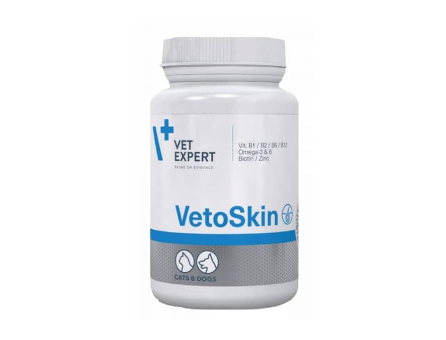 VetoSkin, 60 Twist-Off Kapsula