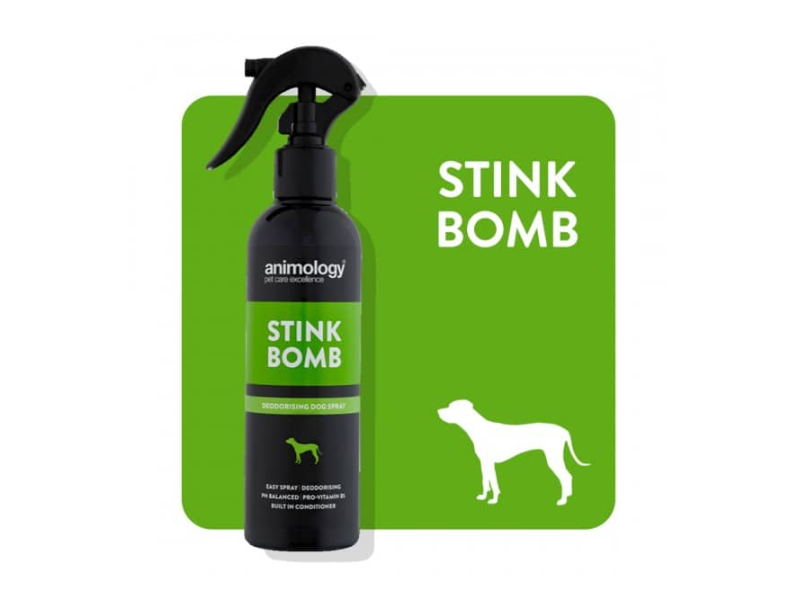 ANIMOLOGY STINK BOMB SPREJ 250ML