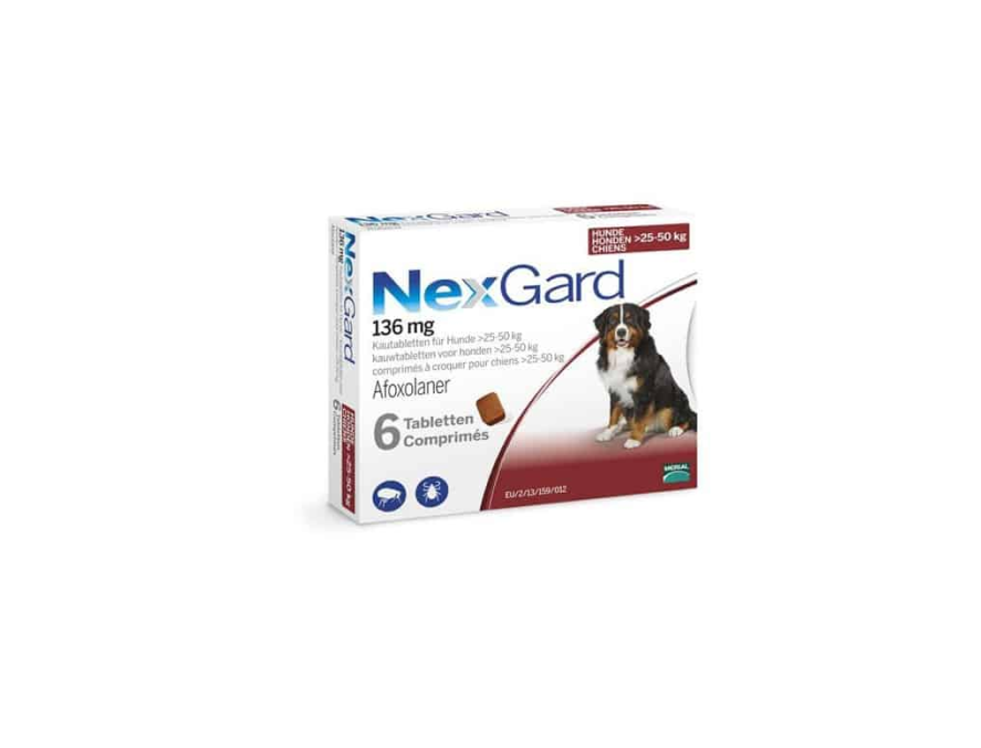 Nexgard za pse 25-50kg